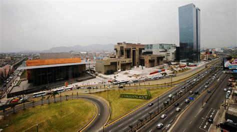 banco de la nacin per peru s tallest building to open for world bank imf meetings