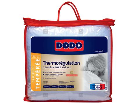 Couette Dodo 200x200 by Couette 2 Personnes 200x200 Cm Dodo Thermoregulation