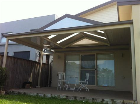 gable awning gable pitched roof sydney solarguard awnings