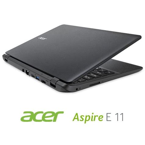 Laptop Acer Aspire Es 11 new acer aspire e 11 es1 111m c40s 11 6 inch laptop black win 8 1 ebay