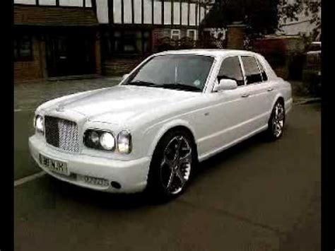 bentley arnage white white bentley arnage 22 inch chrome alloy wheels for hire