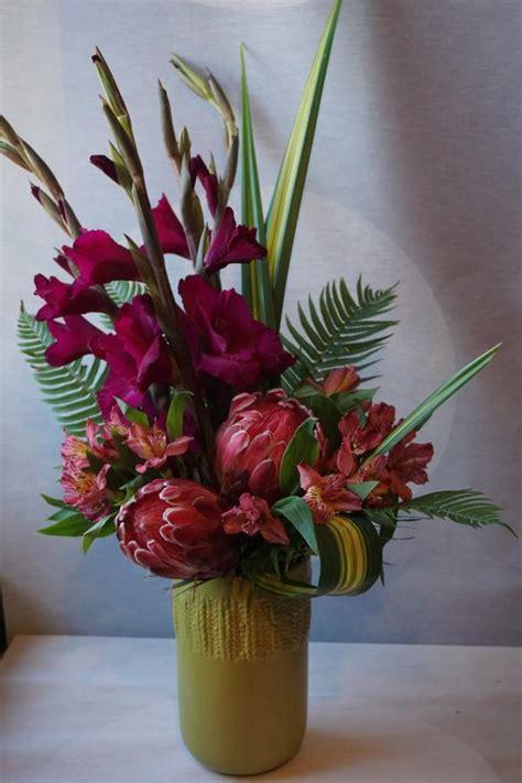 modern new year flower arrangement mustard yellow flowers modern flower arrangement delivery
