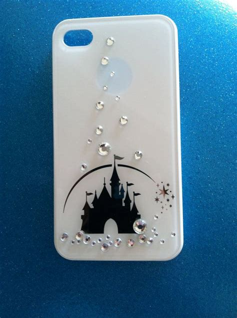 Iphone Iphone 5s Disney Castle Lights Cover iphone 4 and iphone 4s disney castle swarovski crystals if only it were the 5s picmia