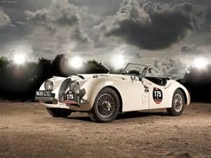 Jaguar Top Cars Jaguar Images Xk120 Quot Jaaag Quot Fastest Car In It S Day Hd