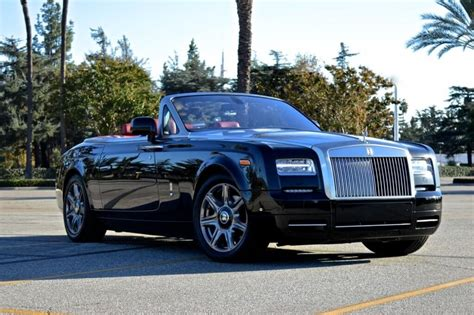 roll royce rent rolls royce drophead rental los angeles convertible