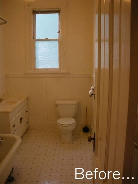 how you can refresh an old bathroom