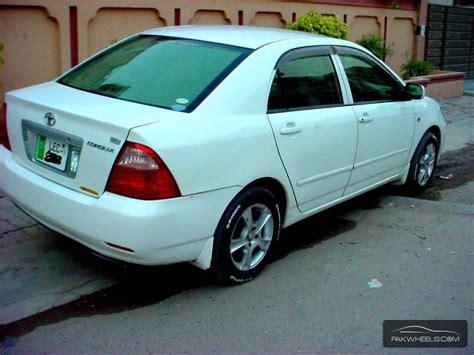 Toyota Corolla 2004 For Sale Toyota Corolla 2004 For Sale In Lahore Pakwheels