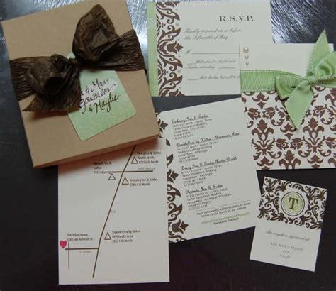 how to package wedding invitations diy wedding invitations packages weddingbee photo gallery