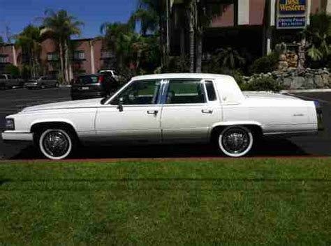where to buy car manuals 1992 cadillac fleetwood interior lighting buy used rare last year made 1992 cadillac fleetwood brougham d elegance in palm springs