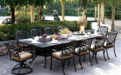 12 person outdoor dining table home ideas