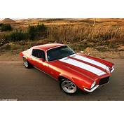 Chevrolet Camaro 1971 Review Amazing Pictures And Images