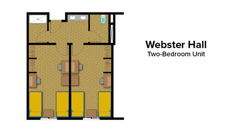 webster hall floor plan uc davis student housing tercero area phase 3