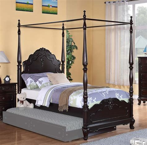 canopy beds full size full size canopy bed decofurnish