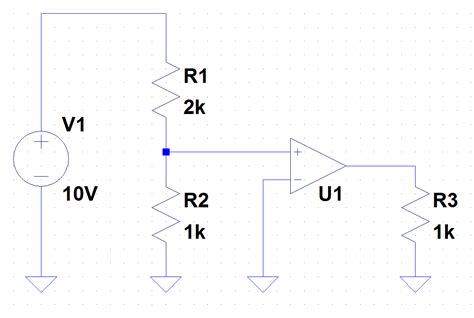 resistor divider circuit to the rails ee fundamentals the voltage divider