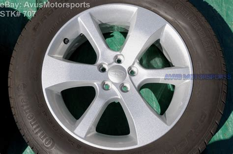 subaru factory wheels 2014 subaru outback oem 17 quot factory wheels tires p225