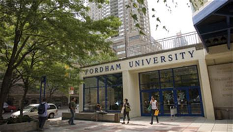 Fordham Pre Mba Application by 57 Fordham Forbes