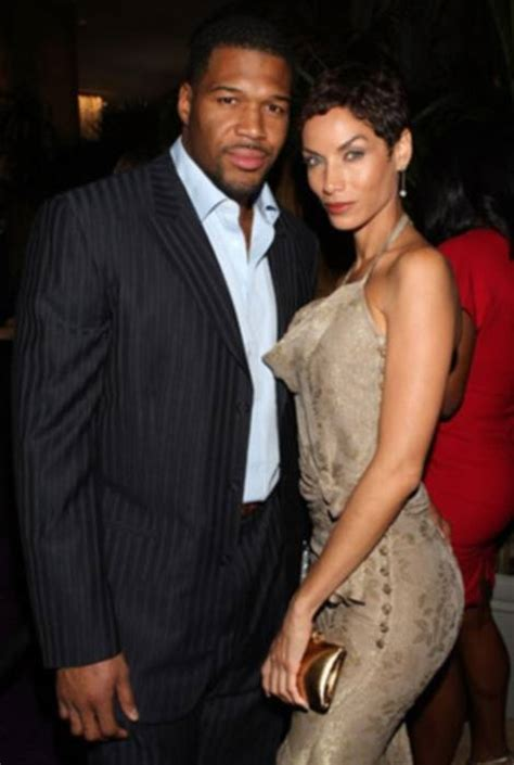 Michael Strahan And His Wife   michael strahan speaks out about his bitter divorce from