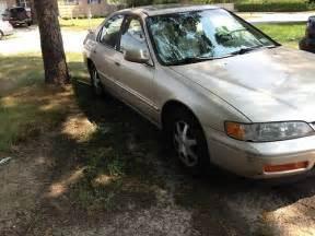 purchase used 1994 honda accord ex sedan 4 door 2 2l help