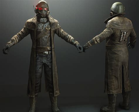 fallout 4 armor ncr ranger veteran armor at fallout 4 nexus mods and community