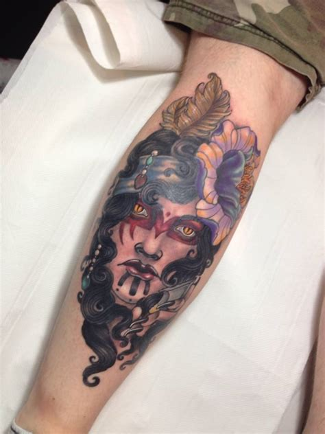 tattoo london reddit amazonian woman by cree mccahill old london road tattoo
