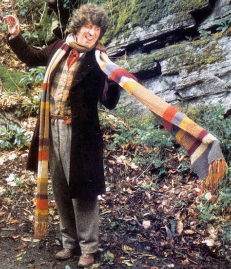 Knitting Pattern Dr Who Scarf | knit your own doctor who scarf with instructions straight