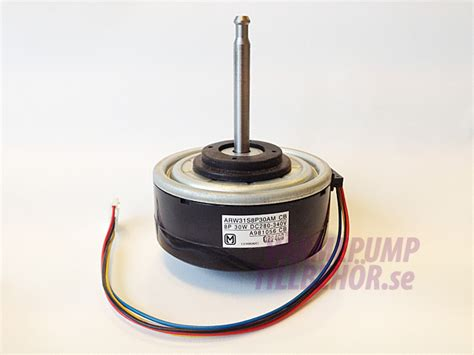 Motor Fan Ac Panasonic arw7651accb cwa981056cb fan motor for panasonic