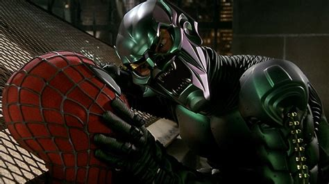 Flash Green Goblin Original the original green goblin mask was a terrifyingly awesome work of practical effects magic