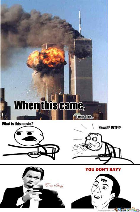 9 11 by jonnefin meme center