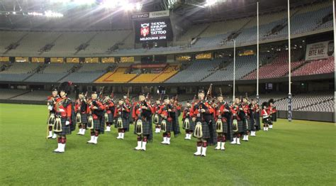 edinburgh tattoo tickets melbourne royal edinburgh military tattoo marches into etihad stadium
