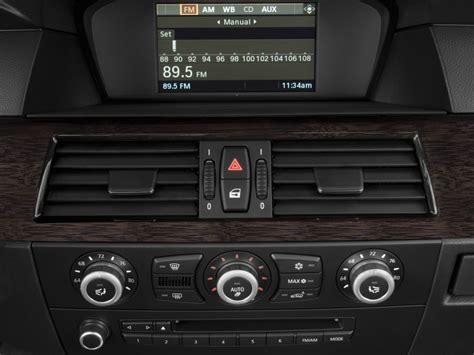 bmw audio system image 2009 bmw 5 series 4 door sports wagon 535i xdrive