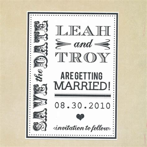 save the date invitations templates free 20 invitations save the dates available to print