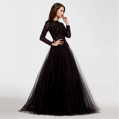 black homecoming dresses with sleeves long black prom dresses with sleeves naf dresses