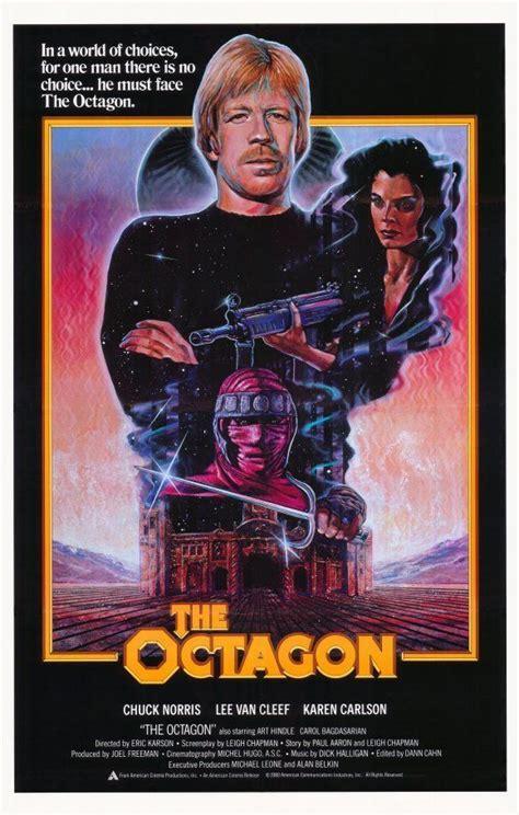 film terbaik chuck norris the octagon chuck norris favorite movies