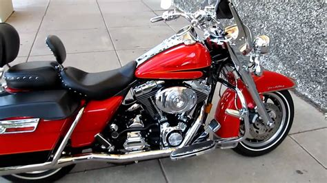 Harley Davidson Firefighter by Harley Fireman Roadking Rine Hart True Dual Exhaust For