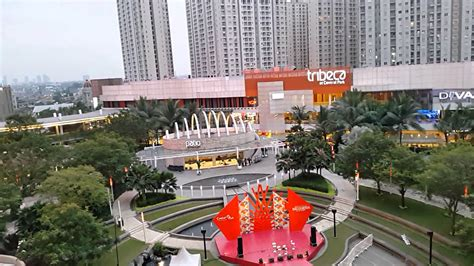 erafone central park mall jakarta taman tribeca central park jakarta indonesia youtube