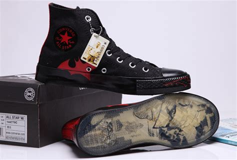 Sepatu Converse Allstar Chucktaylor Classics Canvas High Sporcas converse shoes batman peninsula conflict resolution center