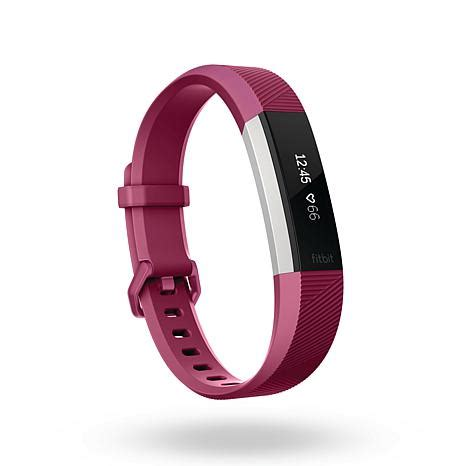 fitbit alta hr all day activity and sleep tracker with