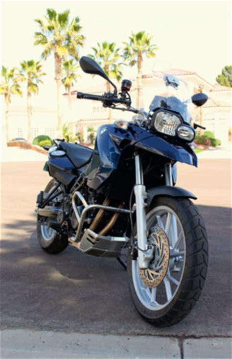 Bmw Motorrad 3 Year Warranty by 2012 Bmw Motorrad F650gs Twin Motorcycle Lowered