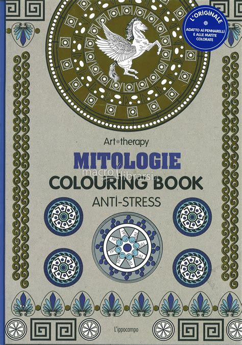 anti stress colouring book groupon therapy mitologie colouring book anti stress