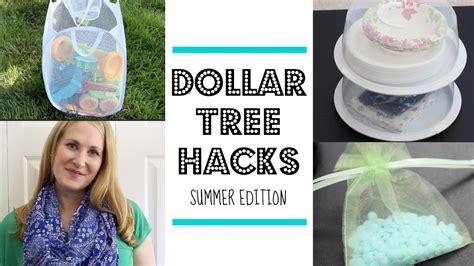 dollar tree hacks dollar tree hacks summer edition youtube