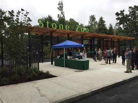 Opening Night For Stone S Zoolights Is Nov 24 Stoneham Stoneham Zoo Lights
