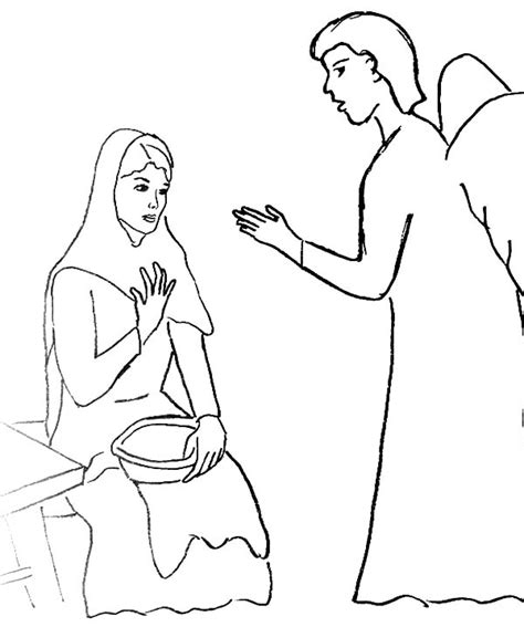 coloring page of angel and joseph angel and joseph coloring page coloring pages