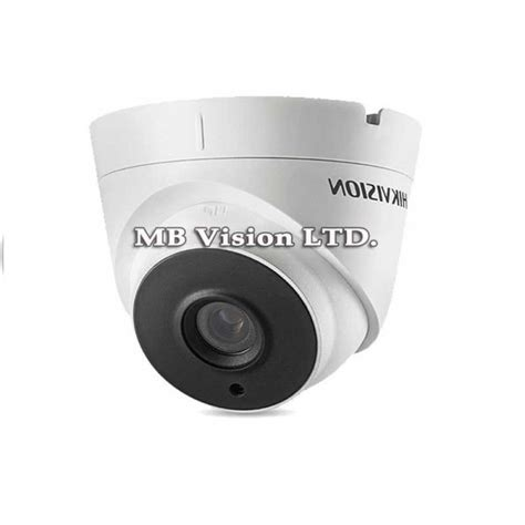 Hikvision Ds 2ce56d1t It3 turbo hd hikvision fixed lens 3 6mm ir up to 40m