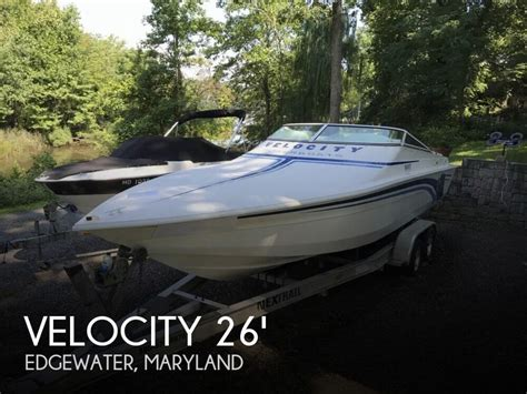 new boats for sale under 20000 velocity 260 sport cruiser for sale in edgewater md for