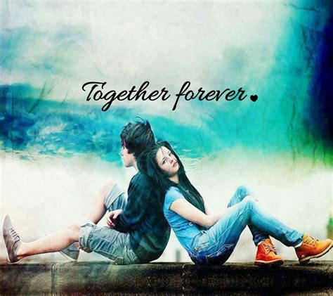 couple together hd wallpaper together forever jkahir com hd wallpaper whatsapp