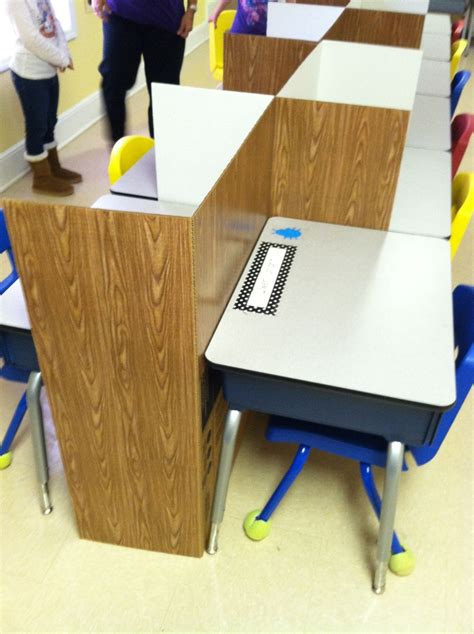 Class Desk Dividers Pictures To Pin On Pinterest Pinsdaddy Student Desk Dividers