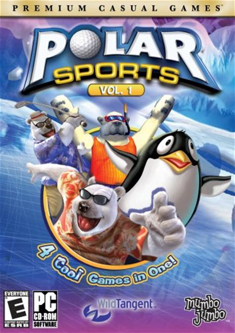 mumbo jumbo penguin modern polar sports vol 1 polar golfer polar bowler polar tubing and penguins sporting goods