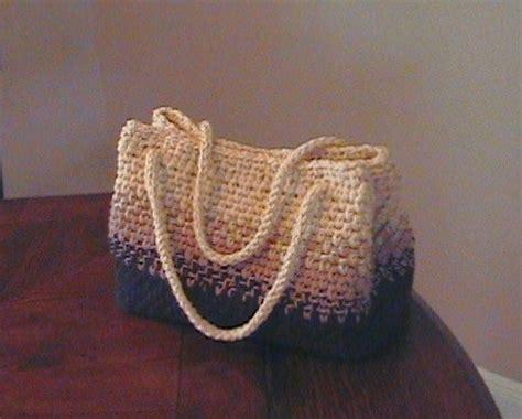 crochet overnight bag pattern felted crochet purse patterns handbags duffle bag tote