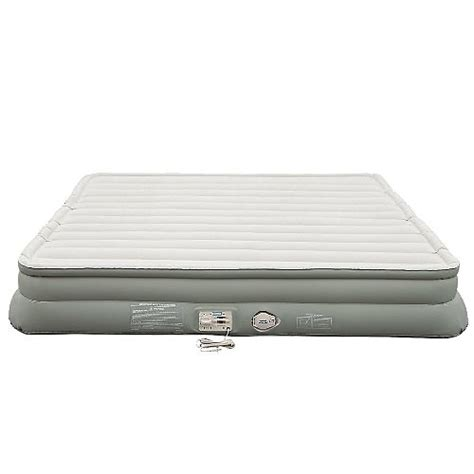aerobed  king elevated  double high airbed