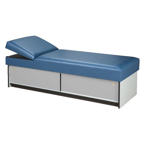 recovery couch clinton recovery couch with sliding doors medical